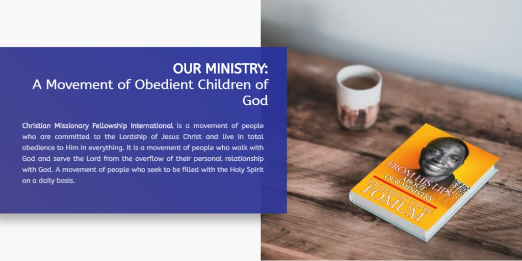A Movement of Obedient Children of God